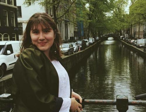 Voluntarul lunii- Alexandra Antofi